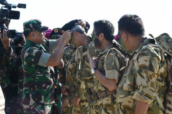 Panglima TNI Laksanakan Pembaretan 23 Gubernur se-Indonesia