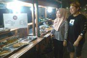 Mandiri, Putri Anggota DPR RI Jualan Angkringan