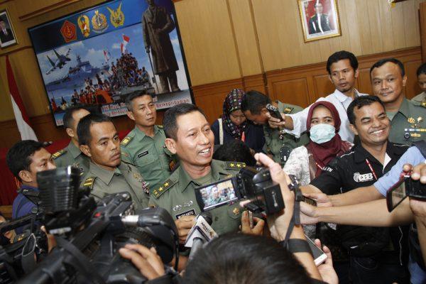 Kapuspen TNI : Pernyataan Panglima TNI di Akun Facebook Siti Humairoh adalah Hoax