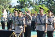 Sertijab Kabag Sumda Dan Kasat Binmas Polres Probolinggo