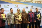 Buktikan Industri Ramah Lingkungan, SI Raih The Best IGA 2017