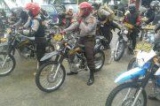 Polres Fakfak Gelar Patroli Jarak Jauh ke Perbatasan Fakfak-Bintuni