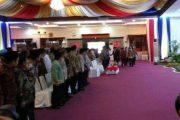 Presiden Jokowi Buka Kongres XIX PMII di Palu