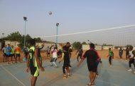 Jalin Keakraban, Prajurit TNI dan Tentara Senegal Uji Tanding Bola Voli
