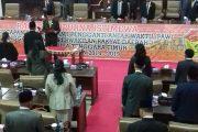 Umbu Hamataki Dilantik Jadi Anggota DPRD NTT PAW