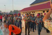 Panglima TNI Resmikan Kolam Renang Prajurit KKO Usman Harun