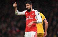 Giroud Keluhkan Sulitnya Bermain di Arsenal