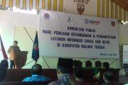 USAID – APIK Gandeng Pemkab Malteng Gelar Konsultasi Publik
