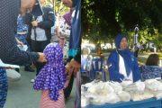 DPC Demokrat Banyuwangi Kembali Bagi Sembako Murah Dan Ngabuburit Bareng artis Papan atas