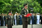 Upacara Peringatan Hari Lahir Pancasila di Mabes TNI