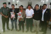 Delapan Ton Beras dari Pangkostrad untuk Pengungsi Sinabung