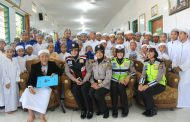 Srikandi Polres Banjar Siap Melayani Masyarakat