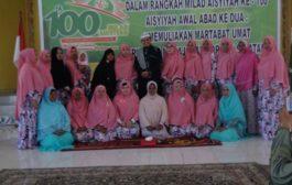 Pimpinan Daerah Aisyiyah Sorsel Gelar Tabligh Akbar Milad 100 Tahun