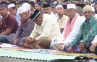 Ribuan Umat Muslim Sorong Selatan Rayakan Idul Fitri 1438 H