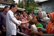Presiden Jokowi Dapat Ucapan Selamat Ultah dari Warga