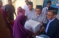 Semen Indonesia Sebarkan 40.150 Paket Sembako Super Murah