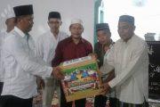 Kunjungan Tim IX Safari Ramadhan di Masjid Al-Ikhlas Bintang Bayu Penuh Berkah