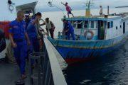 Bakamla RI Tangkap Kapal Angkut Puluhan Ton Minyak Tanah Ilegal