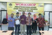 Workshop SMSI Jatim, Berikut Videonya