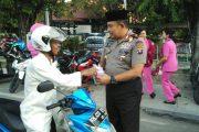 Polda Kalteng Dan Bhayangkari Bagi 500 Takjil
