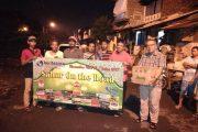 Sahur On The Road Beritalima dengan Pemulung di Surabaya