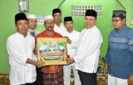 Bupati Sergai Awali Safari Ramadhan di Kecamatan Pegajahan
