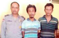 Mencuri Sawit, 2 Warga Seirampah Dilaporkan ke Polsek Firdaus