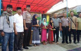 Kapolres Sergai Buka Bersama Warga Kampung Nagur