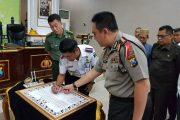 Jelang Operasi Ramadniya Semeru 2017, Petugas Gabungan Adakan Rapat