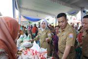 Harga Sembako  Meroket, Pemkot Palembang Adakan Bazar Sembako Ramadhan