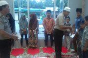 Sat Intelkam Polres Sergai, Bukber dan Berikan Tali Asih di Masjid Nurul Huda