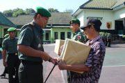 Dandim 0825 Banyuwangi Peduli Terhadap Pasukannya