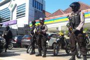 Jelang Lebaran, Polrestabes Surabaya Perkuat Pengamanan Objek Vital