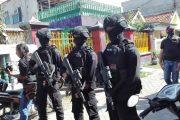 Diduga Teroris Pedagang Sayur Keliling Di Surabaya, Ditangkap Densus 88