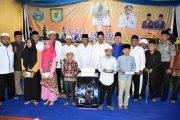 Tim I Safari Ramadhan Provsu Sambangi ke Sergai