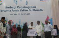 PLN Wilayah Maluku-Malut Gelar Buka Puasa Bersama