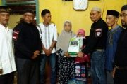 Lintas Atjeh Buka Puasa Bersama di Rumah Warga Dhuafa