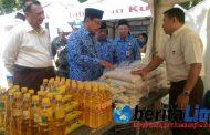 Antisipasi Lonjakan Harga, Pemkab Bondowoso Gelar Pasar Murah