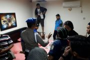 Polres Palangkaraya Tangkap Basah Dua Pasangan Mesum