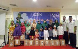 GMI Jatim Berbagi Kasih Dengan 60 Anak Yatim Piatu & Duafa
