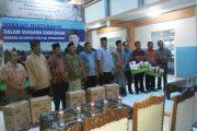 Dispertan Dan Ketahanan Pangan Kabupaten Probolinggo Launching Kartu Tani