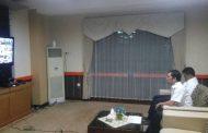 H-2 Lebaran, PT.ASDP Video Confrence Dengan Menteri Perhubungan