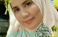 Lusiati Fauzie Mengucapkan Selamat Hari Raya Idul Fitri