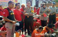 Kapolrestabes, Jangan Coba-Coba Main Di Surabaya
