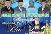 Pemkab & Masyarakat Sorsel Mengucapkan Selamat Hari Raya Idul Fitri