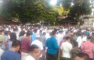 Sholat Ied di Kodim Aceh Selatan Berlangsung Tertib