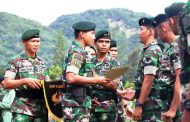 Danyonif Raider 112/DJ Pimpim Acara Korps Raport Personel