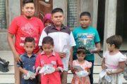 Sekolah Pimpinan Muda Aceh Bireuen, Santuni Puluhan Anak Yatim