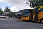 Bus Angkutan Umum Lebaran di Aceh Ditandai Stiker