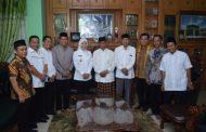 Wawako Palembang Kunjungi Ketua PWNU Sumsel